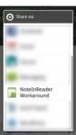 Note In Reader Workaround screenshot 1/1