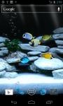 Dream Aquarium LWP screenshot 3/4