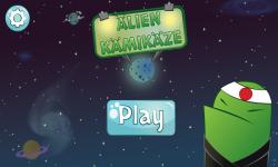 Alien Kamikaze screenshot 2/3