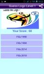 Logo Quiz Guess Sports Logos screenshot 4/6