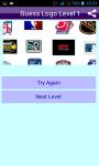 Logo Quiz Guess Sports Logos screenshot 6/6