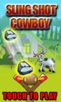 Slingshot Cowboy – Free screenshot 1/6