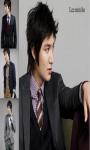 Lee Min Ho Live Wallpaper Free screenshot 4/5