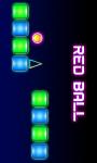 Glow Ball Game screenshot 1/3