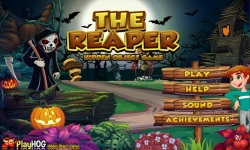 Free Hidden Objects Games - The Reaper screenshot 1/4