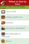 What to Eat in Goa screenshot 2/3