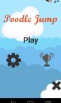 Poodle Jump screenshot 1/3