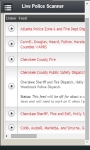 Police Scanner App screenshot 3/6