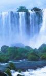 Hazily Waterfall Live Wallpaper screenshot 1/3