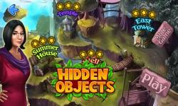 4 Town City Hidden Objects screenshot 2/6