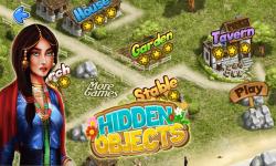 4 Town City Hidden Objects screenshot 4/6
