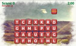 Afrikaans Word Search screenshot 1/1