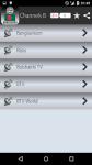 TV Channels Bangladesh screenshot 3/4