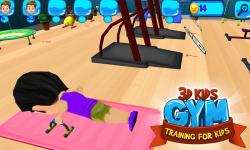 3D Kids Gym Training For Kids screenshot 3/6