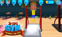 3D Kids Gym Training For Kids screenshot 5/6