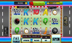 Action Racing Slots Game screenshot 1/3