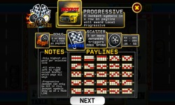 Action Racing Slots Game screenshot 2/3