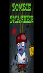 Zombie Smasher Freee screenshot 1/1