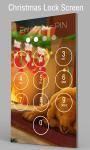 Christmas Lock Screen 2 screenshot 2/4