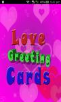 Love Card With Share screenshot 1/6