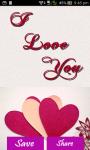 Love Card With Share screenshot 4/6