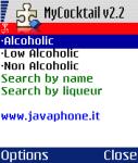 myCocktailEN screenshot 1/1