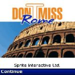 DonTmiss Rome Free screenshot 1/2