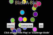 Blast A Blob screenshot 1/2