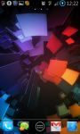 Nexus Galaxy Boot Live Wallpaper screenshot 2/3