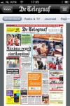 De Telegraaf krant screenshot 1/1