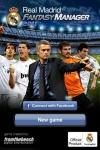 Real Madrid Fantasy Manager screenshot 1/1