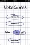 NoteGames screenshot 1/1
