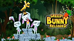 Greedy Bunny Reloaded -An Arcade Thriller screenshot 1/4