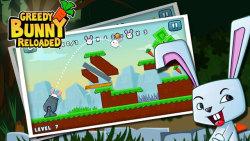 Greedy Bunny Reloaded -An Arcade Thriller screenshot 2/4
