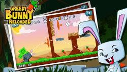 Greedy Bunny Reloaded -An Arcade Thriller screenshot 4/4