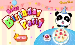 Birthday Party by BabyBus screenshot 4/5