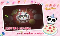 Birthday Party by BabyBus screenshot 5/5