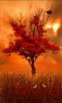 Red Tree Live Wallpaper screenshot 3/3