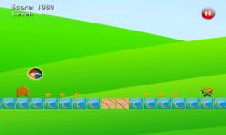 Fast Running Ball screenshot 1/6