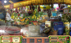 Free Hidden Objects Game - Midnight Crisis screenshot 3/4