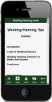 Wedding Planning Tips screenshot 4/5