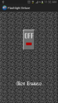 Flashlight Deluxe free screenshot 1/2
