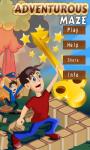 Adventurous Maze screenshot 2/6