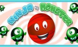 Ninja Vs Monsters Mad Fight screenshot 1/4