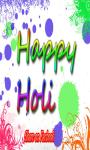 Happy Holi Greeting cards and Wallpaper screenshot 3/3
