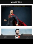 Man of Steel Wallpapers screenshot 5/6