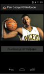 Paul George HD Wallpaper screenshot 2/6