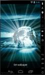 Shining Moon Live Wallpaper screenshot 1/2