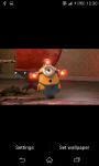 Minions Siren Live Wallpaper screenshot 2/4