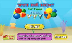 Pop The Letters  Game to Learn English Words Daily screenshot 2/6